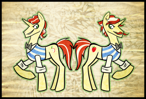 The Flim Flam Brothers wallpaper possibly containing anime entitled Flim Flam Bros.