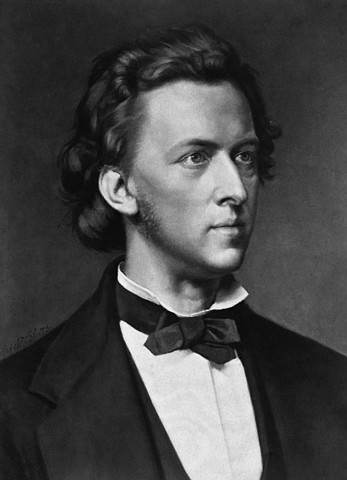 Frédéric François Chopin ( 22 February o 1 March 1810– 17 October 1849