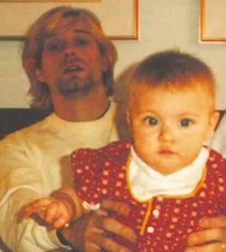 Frances kacang Cobain