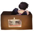 Free Hugs - castiel fan art