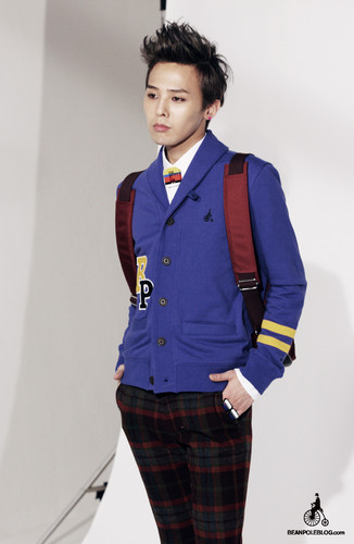G-Dragon For 콩 Pole