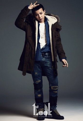 G-Dragon For Bean Pole