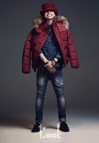 G-Dragon For feijão Pole