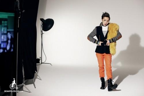 G-Dragon For kacang Pole