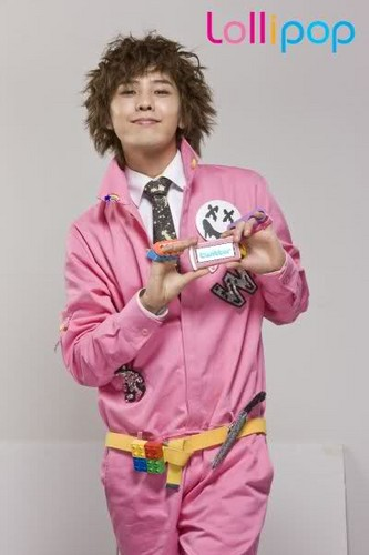 G-Dragon Lollipop