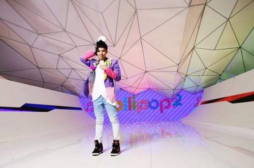 G-Dragon Lollipop