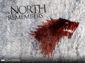 The North Remembers - game-of-thrones wallpaper