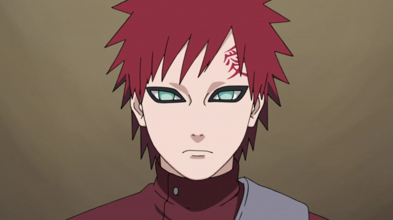 gaara shippuden - photo #4