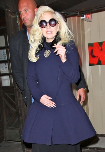 "Gaga leaving ""Joanne"" (March 1st)"