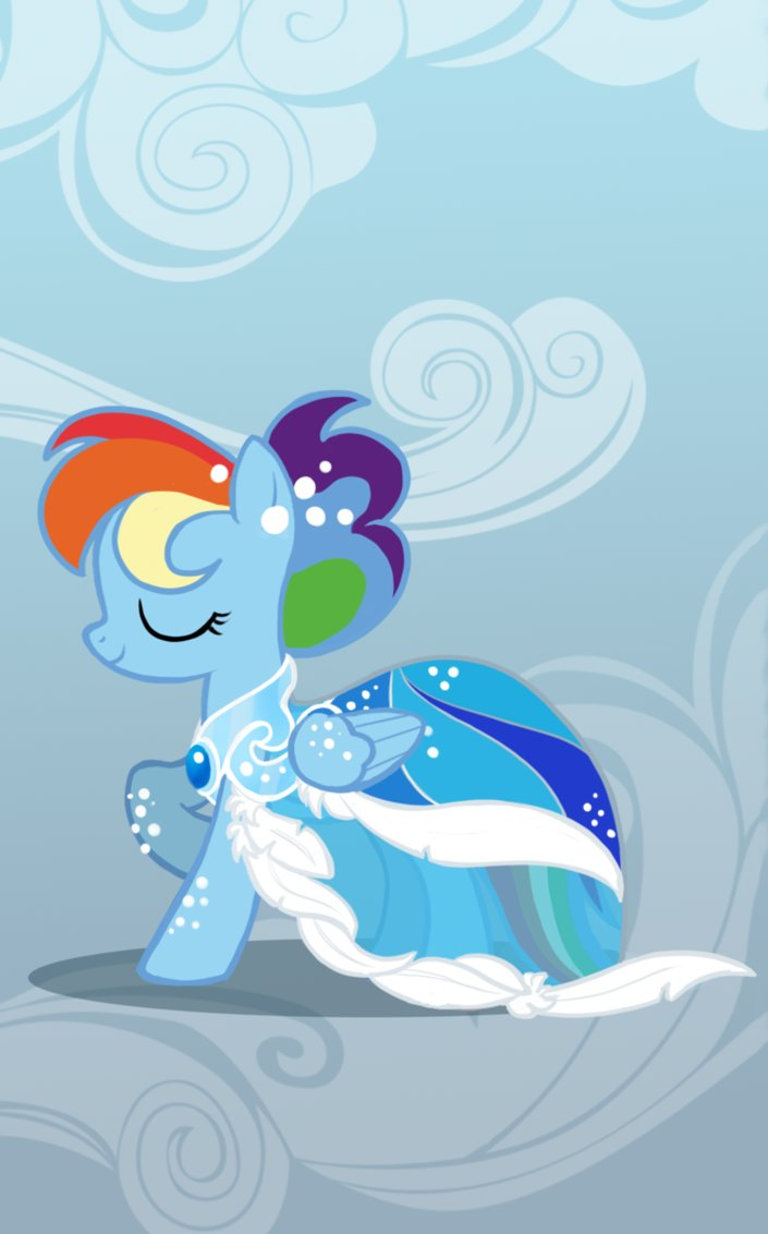 my little pony kjole glimmer