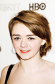 Game Of Thrones - DVD premiere- Maisie Williams - game-of-thrones photo