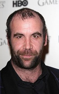 Game Of Thrones - DVD premiere- Rory McCann