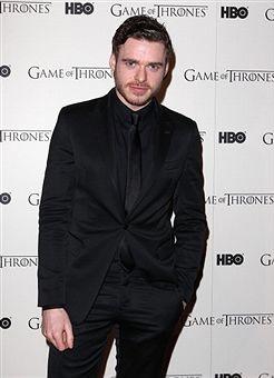 Game Of Thrones - DVD premiere- Richard Madden