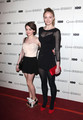Game Of Thrones - DVD premiere- Maisie Williams & Sophie Turner - game-of-thrones photo