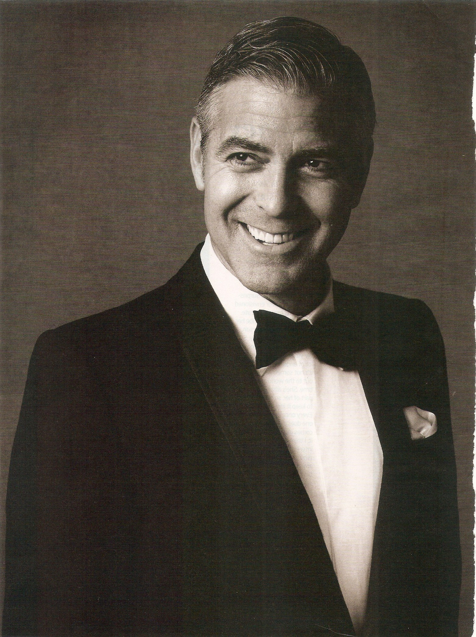 George Clooney Entertainment Weekly george clooney