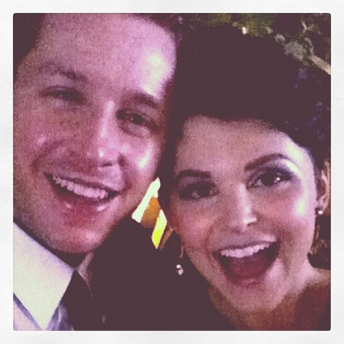 Ginnifer and Josh - ginnifer-goodwin-and-josh-dallas Photo