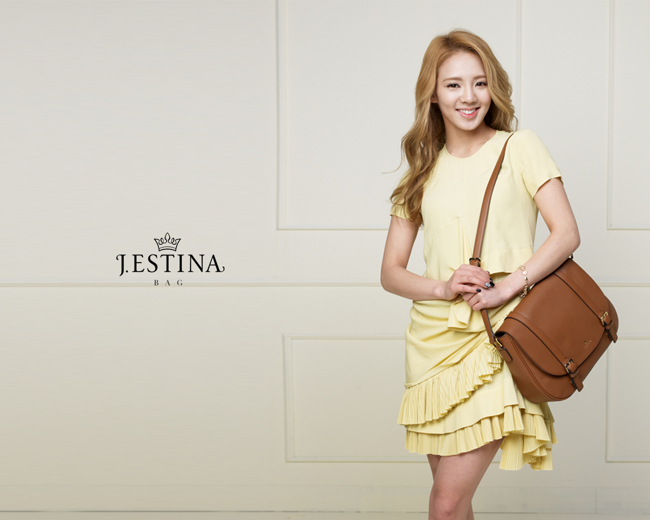 Girls' Generation Hyoyeon J.Estina