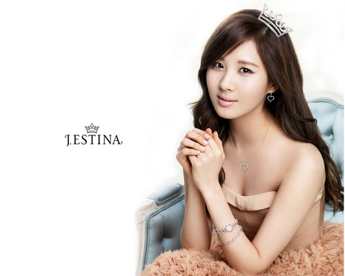 Girls Generation/SNSD wallpaper containing a portrait titled Girls' Generation Seohyun J.Estina