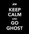 Go Ghost - keep-calm photo