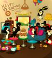 HAPPY BIRTHDAY VANESSA!! 8DDDDD