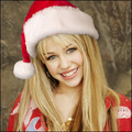 Hannah-Montana-Christmas - hannah-montana photo