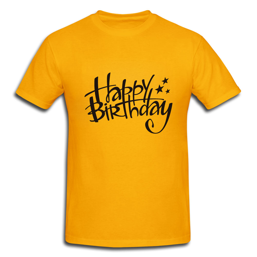 98e37d0d54 Happy Birthday T-Shirt - Custom Tee Shirts litrato (29441845) - Fanpop