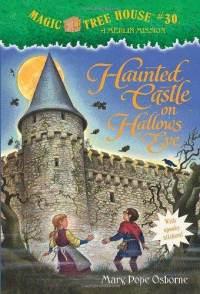 Haunted castillo