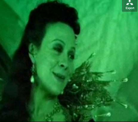 Helen Mccrory in The vampiros of Venice