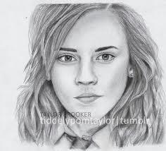 Hermione Granger Drawings