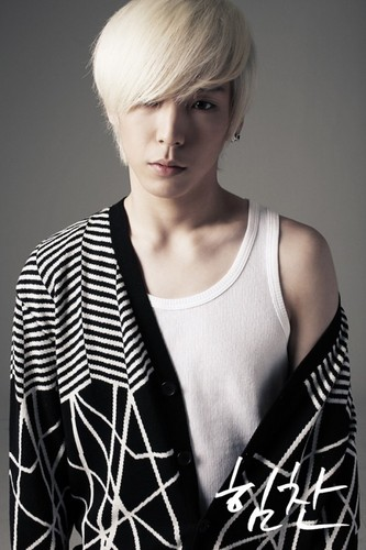 Himchan for 1st look ^^