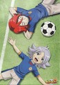 Hiroto and Fubuki so cool!