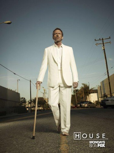 Hugh laurie(house MD) Promo Poster