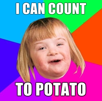 Random wallpaper containing a portrait and anime entitled I can count to potato