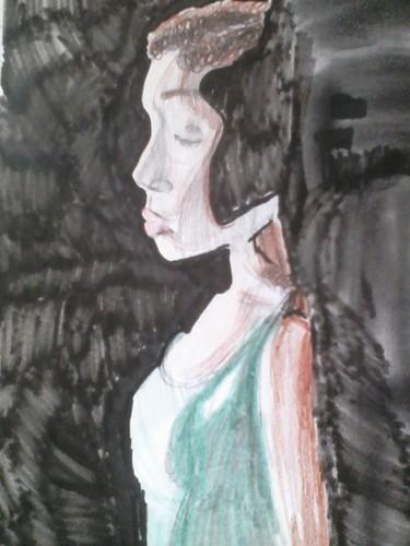 I drew Rue!
