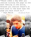 I love u Malik ! :) x