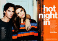 Ian in Glamour Magazine (April 2012). - ian-somerhalder photo