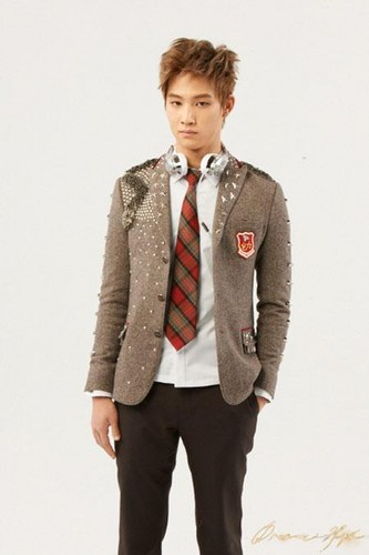 Dream High 2 fond d'écran containing a business suit called JB