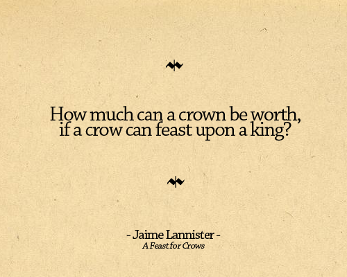 Jaime উদ্ধৃতি