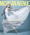 Jennifer Morrison on the Cover of the March 2012 Issue of Michigan Avenue Magazine - jennifer-morrison photo
