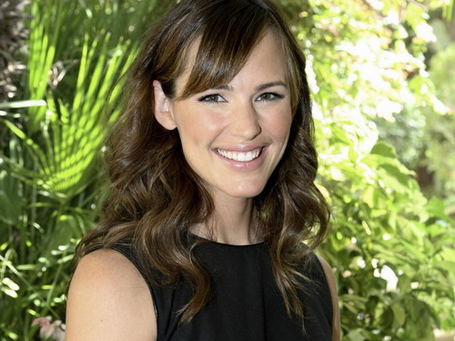 Jennifer Garner fond d'écran with a portrait called Jennifer