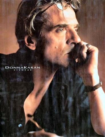 Jeremy Irons-DonnaKaran