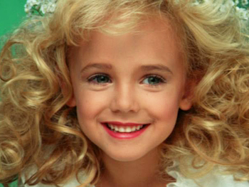 célébrités mortes jeunes fond d'écran with a portrait called JonBenét Patricia Ramsey (August 6, 1990 – December 25, 1996