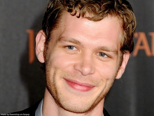 Joseph Morgan wallpaper with a business suit and a portrait called Joseph Morgan Wallpaper