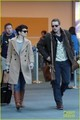 Josh & Ginny arriving in Vancouver Feb 27th - ginnifer-goodwin-and-josh-dallas photo