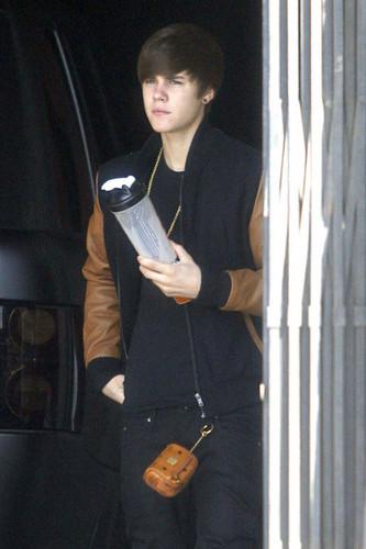 Justin x photoshoot