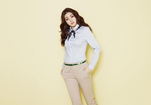 Kang Sora @ MOZAK 2012 Endorsement