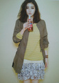 Kang Sora @ Muzak Endorsement Scan - kang-sora photo