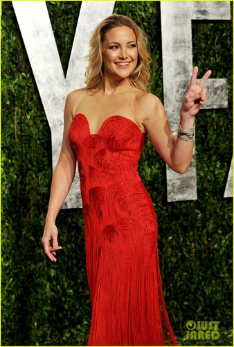Kate Hudson - Vanity Fair Oscar Party