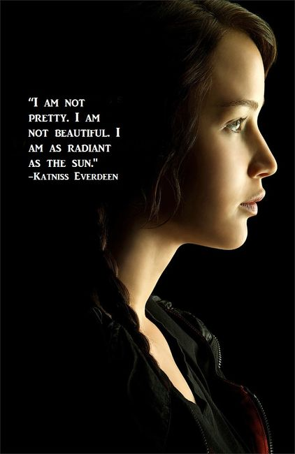 Katniss Everdeen Quote