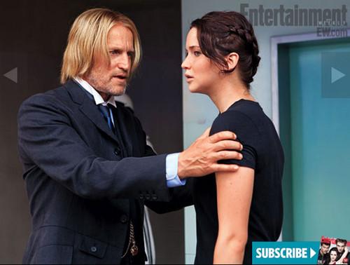 Katniss & Haymitch